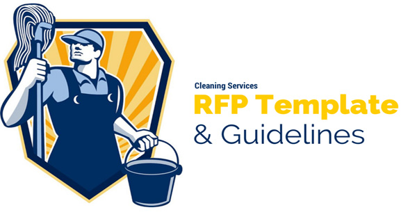 Cleaning Services Rfp Template Guidelines