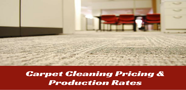 commercial carpet cleaning prices