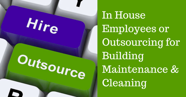 comparing in house employees costs and challenges vs outsourcing