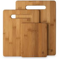 cleaning bamboo cutting board